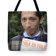 Street People - A Touch Of Humanity 11 Tote Bag