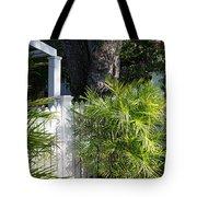 Street Scenes In Key West Tote Bag