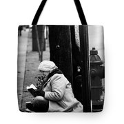 Street Stories  Tote Bag