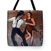 Tango Street Tote Bag