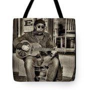 Street Tunes Tote Bag