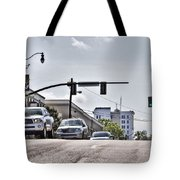Streets Tote Bag