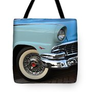 Streets Of 1956 Tote Bag