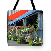 Streets Of Montreal 1 Tote Bag