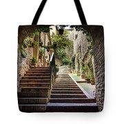 Streets Of Pisa Tote Bag