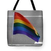 Streets Of Pride Tote Bag