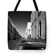 Streets Of Puebla 8 Tote Bag