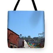 Streets Of San Miguel De Allende 2 Tote Bag