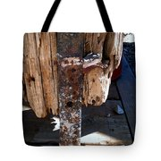 Streets Of Tombstone 14 Tote Bag
