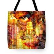 Streetwalker Tote Bag