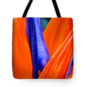Strelitzia Colour Tote Bag