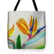 Strelitzia - Together Tote Bag