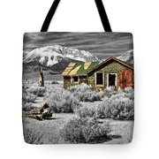 Strength Amidst The Test Of Time Tote Bag
