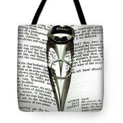 Strength In Love Tote Bag