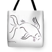 Strength Tote Bag by Micah  Guenther