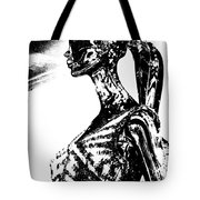 Strength Of Character 3 Tote Bag