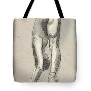 Stretch En Pointe Tote Bag