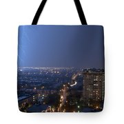 Strike It... Tote Bag