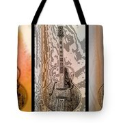 Striking A Chord Tote Bag