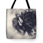 Striking In Black And White Tote Bag
