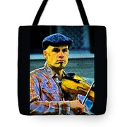 My String Instrument Tote Bag