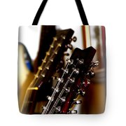 Strings Galore - Guitar Tote Bag