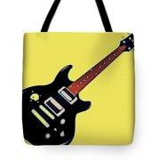 Strings Of Rock Tote Bag