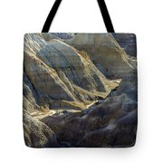Stripped Mounds Tote Bag