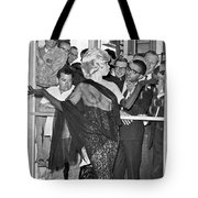 Strippers On Hold Tote Bag