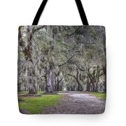 Plantation Drive Tote Bag