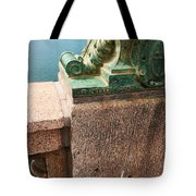 Strong And Historic Tote Bag