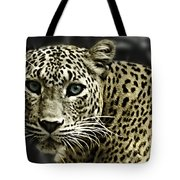 Strong Eyes Tote Bag