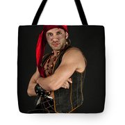 Strong Male Pirate 1 Tote Bag