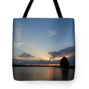 Strong Rays Tote Bag