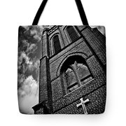 Strong Tower Tote Bag