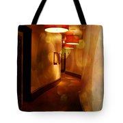Strong Wine Wavy Walls Tote Bag