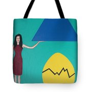 Stronger Than You Think Tote Bag