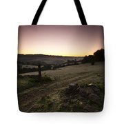 Stroud Sunrise Tote Bag