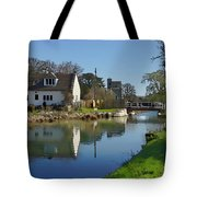 Stroudwater Canal Stonehouse Tote Bag