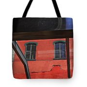 Structural Abstract 3 Tote Bag