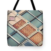 Structural Abstract 5 Tote Bag