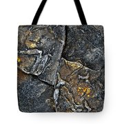 Structural Stone Surface Tote Bag by Heiko Koehrer-Wagner