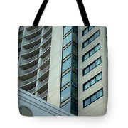 Structural Symmetry Tote Bag