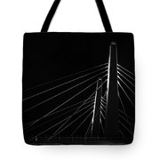 Structure In The Shadows Tote Bag by CJ Schmit