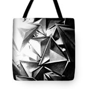 Structure Invasion Tote Bag