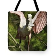 Strutting - 3d Tote Bag