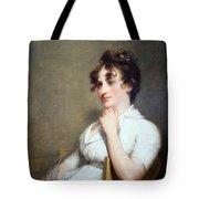 Stuart's Eleanor Parke Custis Lewis Or Mrs. Lawrence Lewis Tote Bag