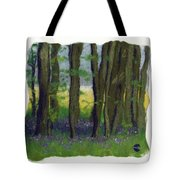 Stubb Wood Tote Bag