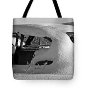 Stuck In Traffic Tote Bag