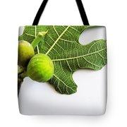 Stucked Together On Leaf Tote Bag
